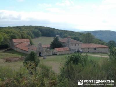Cañones y nacimento del Ebro - Monte Hijedo;senderismo por la sierra de madrid;equipo senderismo